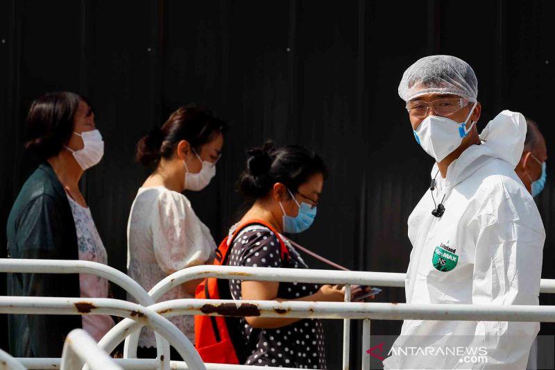 China daratan laporkan 33 kasus baru COVID-19