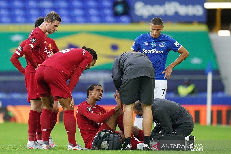 Liga Inggris, Liverpool rampungkan musim tanpa Joel Matip akibat cedera kaki