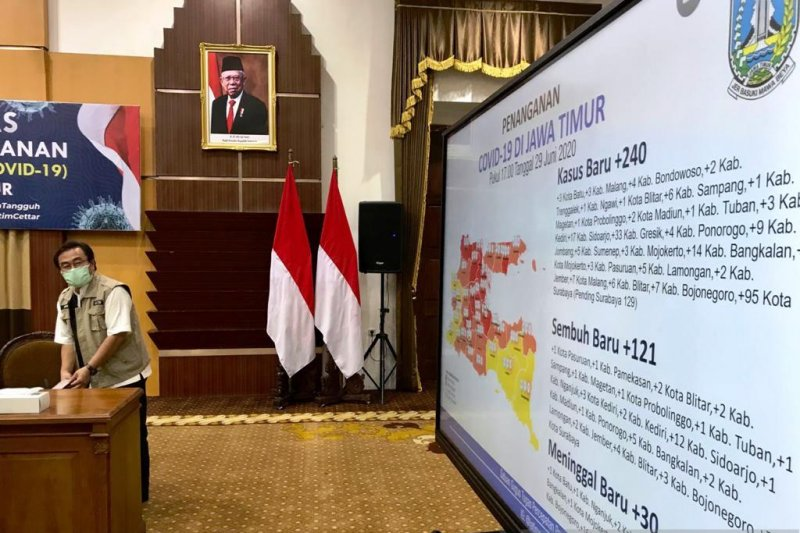 Dirut RSUD Soetomo dr Joni: Hubungan dengan Pemkot Surabaya baik-baik saja