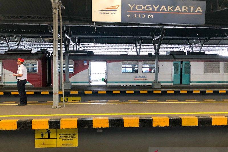 Jadwal perjalanan KA Prameks normal kembali
