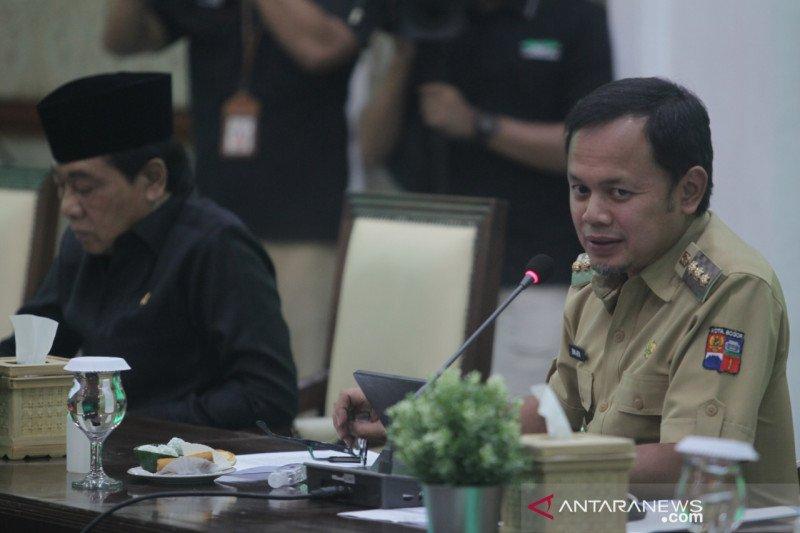 Wali Kota  Bogor sampaikan tiga usulan penyaluran bansos tahap dua