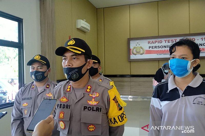 Polisi kejar pemalsu dokumen tes cepat COVID-19