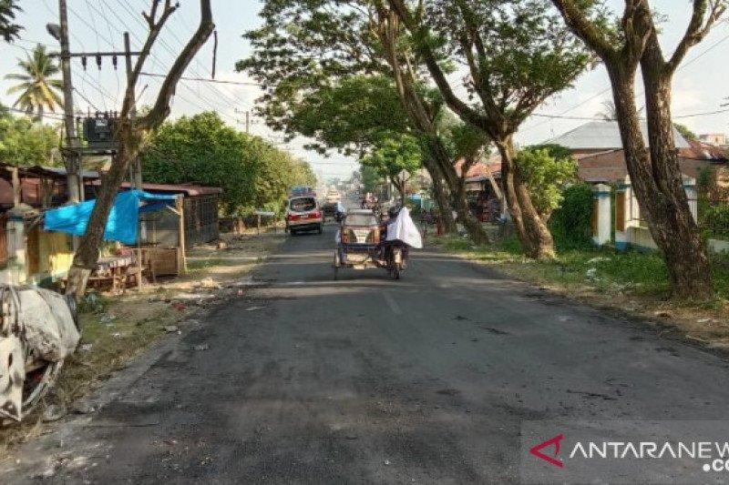 Polisi menyebut situasi di Mandailing Natal sudah kondusif