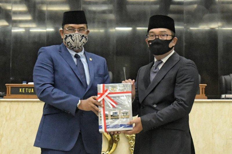 Pemprov Jawa Barat raih opini WTP kesembilan atas LKPD Tahun 2019