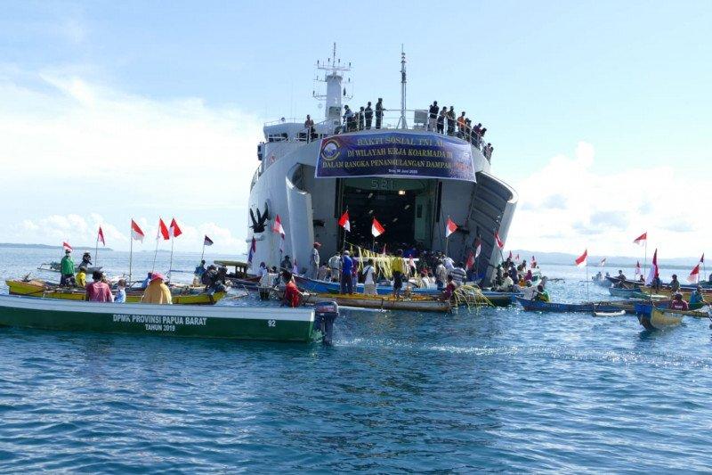 Pentingnya perkuat Bakamla jaga wilayah perairan laut Indonesia