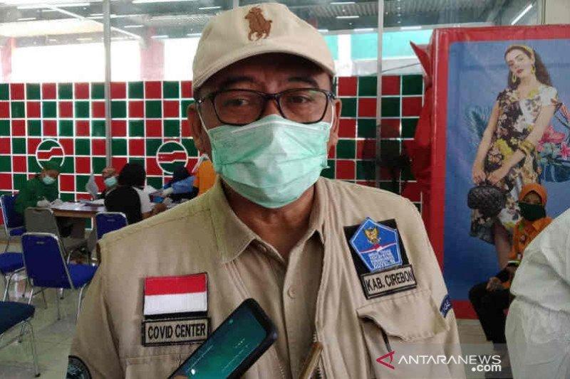 Tinggal satu orang pasien positif COVID-19 di Kabupaten Cirebon