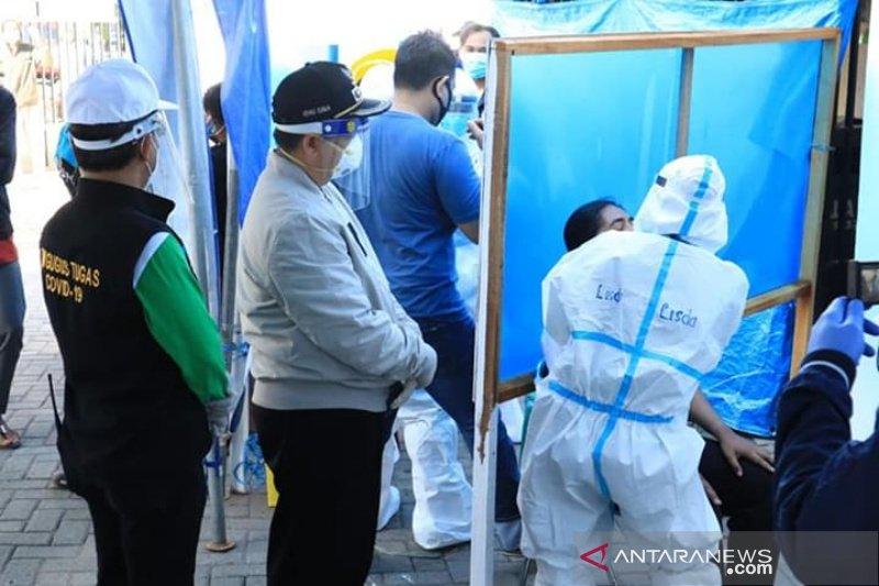 21 orang PPS-PPK di Banjarmasin reaktif saat tes cepat