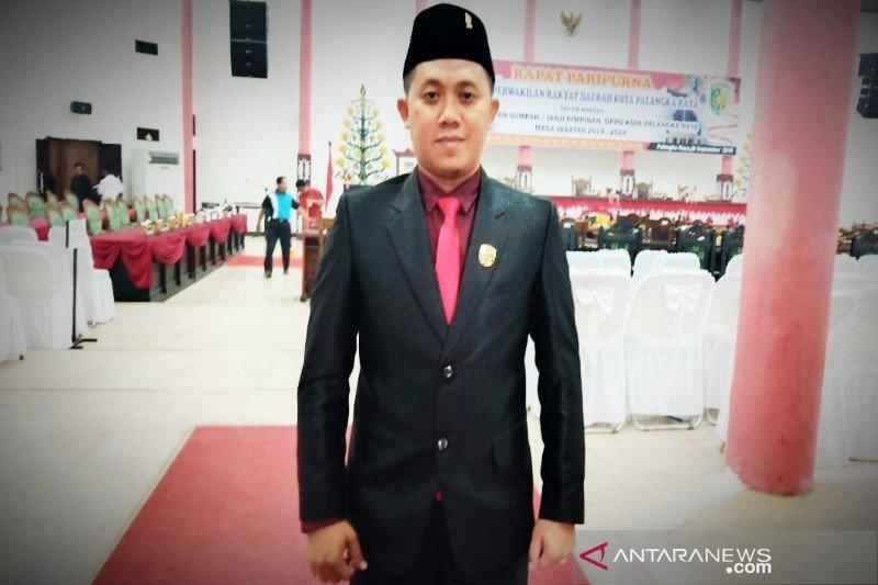 Legislator minta segera tertibkan gepeng berkeliaran di Palangka Raya