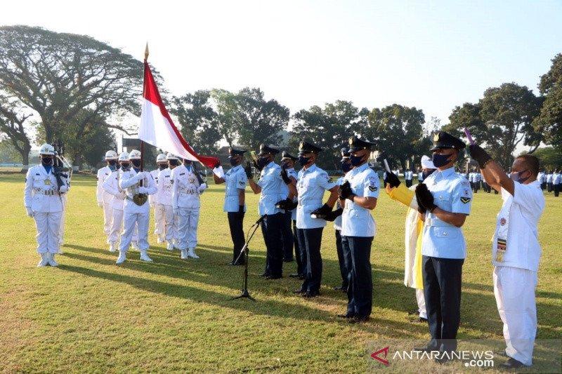 Danlanud Adi Soemarmo tutup pendidikan Semaba TNI AU