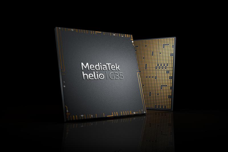 Peluncuran 'chipset gaming' Helio G35 dan G25