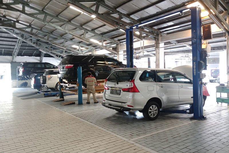 Bengkel Hasjrat Toyota selalu beri pelayanan prima kepada pemilik kendaraan