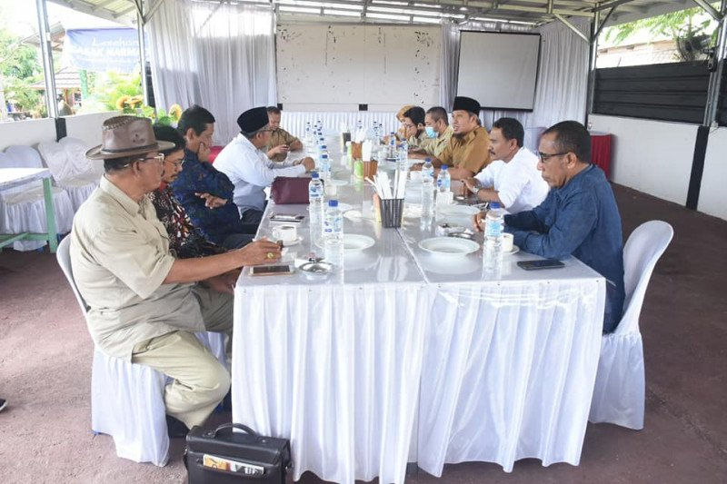 Wabup Terima Kunker Komisi I DPRD Provinsi NTB