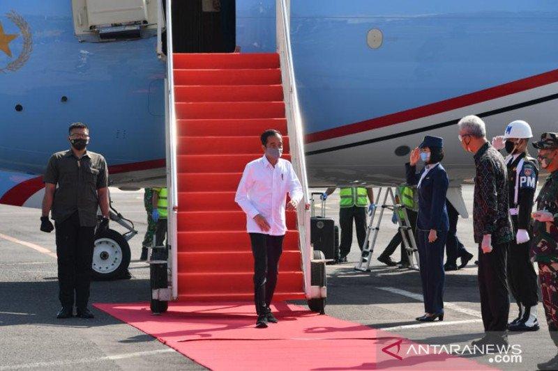 Presiden Jokowi: Indonesia harus jadi tujuan relokasi investasi