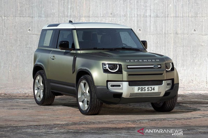 Land Rover Defender Hard Top 2021 terinsipirasi kargo era tahun 1950-an
