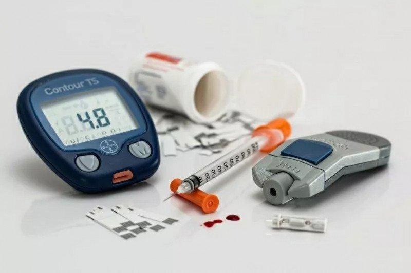 Saat COVID-19,  kadar gula penderita diabetes naik