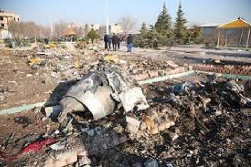 Jaksa Iran: penembakan jatuh pesawat Ukraina adalah karena kesalahan manusia