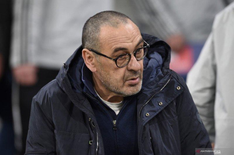 Sarri sebut Juventus adalah tim yang membingungkan