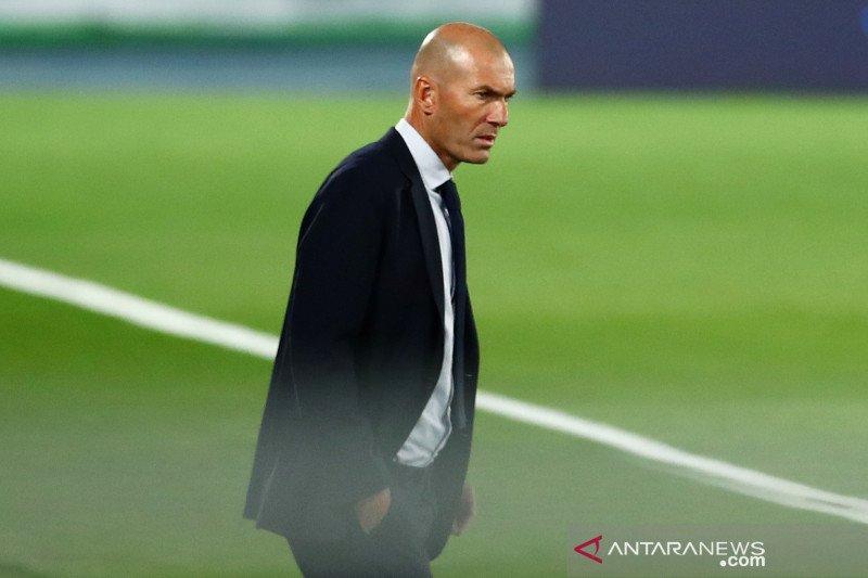 Zinedine Zidane: Real Madrid tidak istirahat sebelum jadi juara