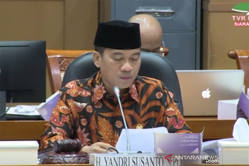 Ketua Komisi VIII Yandri Susanto: Pro-kontra RUU PKS masih sangat tinggi