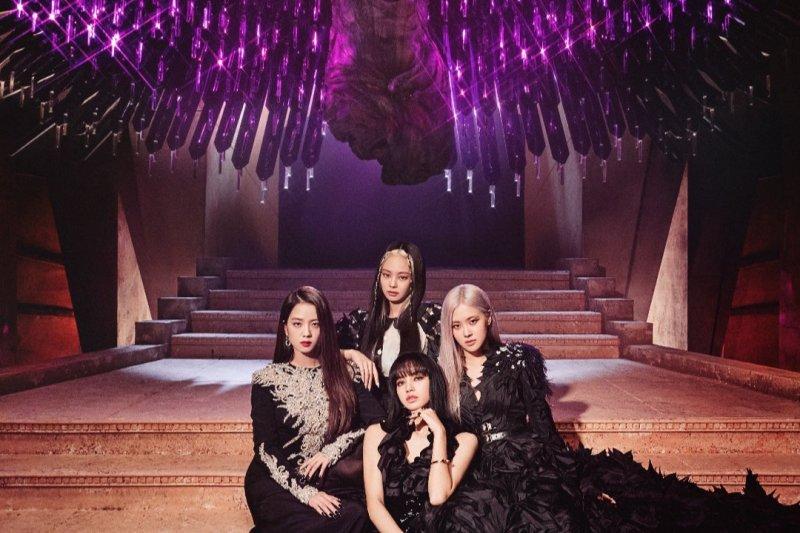 BLACKPINK kuasai lima tangga musik mingguan Gaon