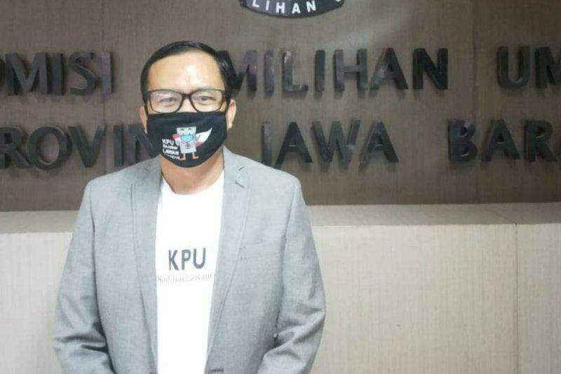 KPU Jawa Barat: Penyelenggara dan peserta pilkada harus jalani tes kesehatan