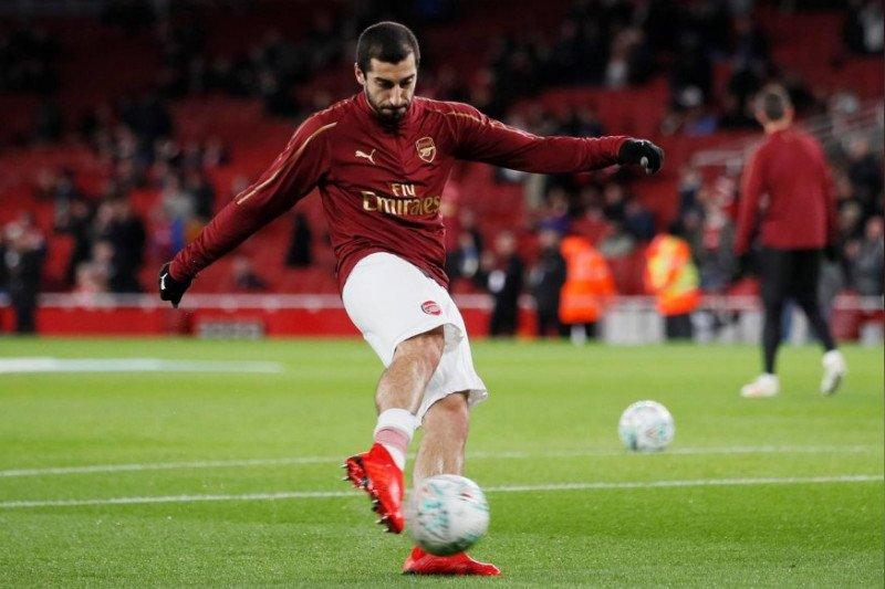 AS Roma perpanjang kontrak peminjaman Mkhitaryan dari Arsenal