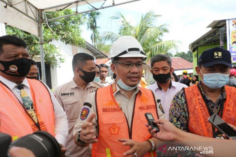 Wali Kota Kendari mengajak warga berpartisipasi penanganan kawasan kumuh