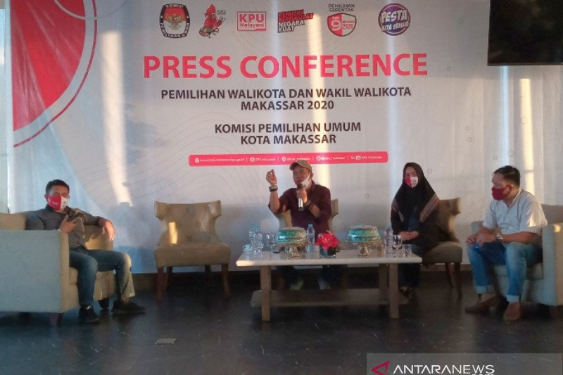 KPU Makassar tolak permintaan Bappeda agar hapus debat publik paslon