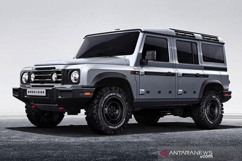 INEOS Automotive umumkan desain eksterior bernama Grenadier 4x4