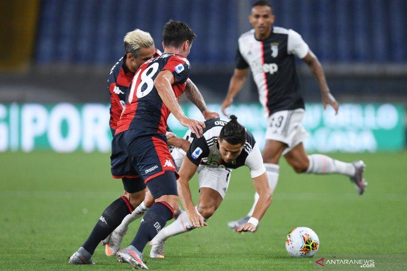 Klasemen Liga Italia setelah dua tim teratas mainkan laga tengah pekan