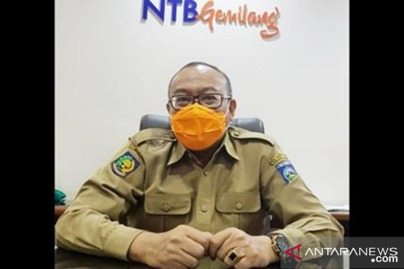 Kasus positif COVID-19 di NTB capai 1.260 orang