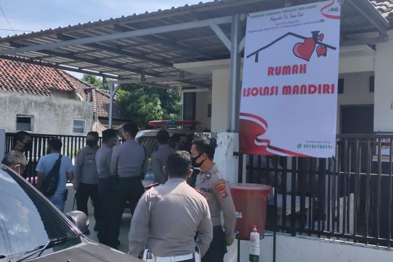 Monjok Timur Mataram siapkan rumah isolasi mandiri COVID-19