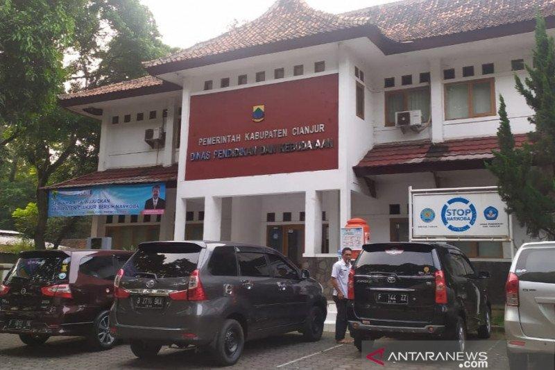 KPK kembalikan berkas kasus OTT ke Disdik Cianjur