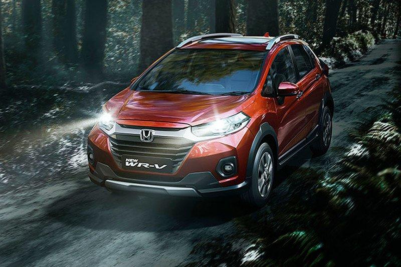 SUV Honda WR-V terbaru muncul di India, dikenalkan Honda Cars India