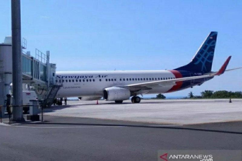 Sriwijaya Air operasikan kembali rute penerbangan domestik ...