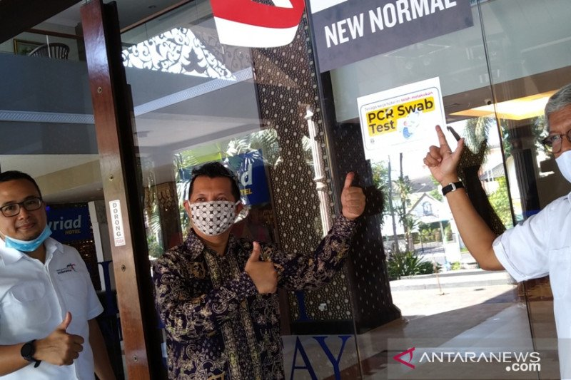 23 hotels in West Sumatra get certificates  free of COVID-19 (Video)