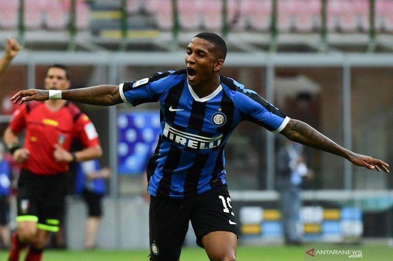 Inter Milan menang besar lawan Brescia, terus tempel peringkat kedua Lazio di Liga Italia