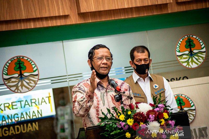 Mahfud MD perintahkan Jaksa Agung tangkap buronan kelas kakap Joko Tjandra