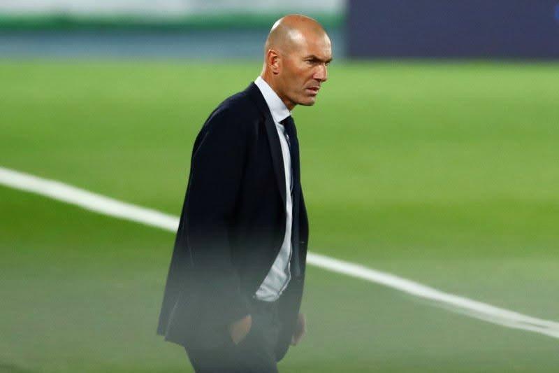 Zidane tetap bela keputusannya tidak turunkan Luka Jovic