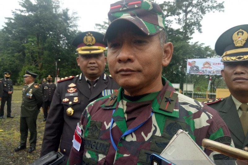 Danrem 174 Merauke puji kekompakan TNI-Polri di Mimika