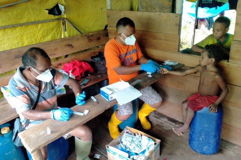 Dinkes Papua minta warga Korowai waspadai malaria-kaki gajah