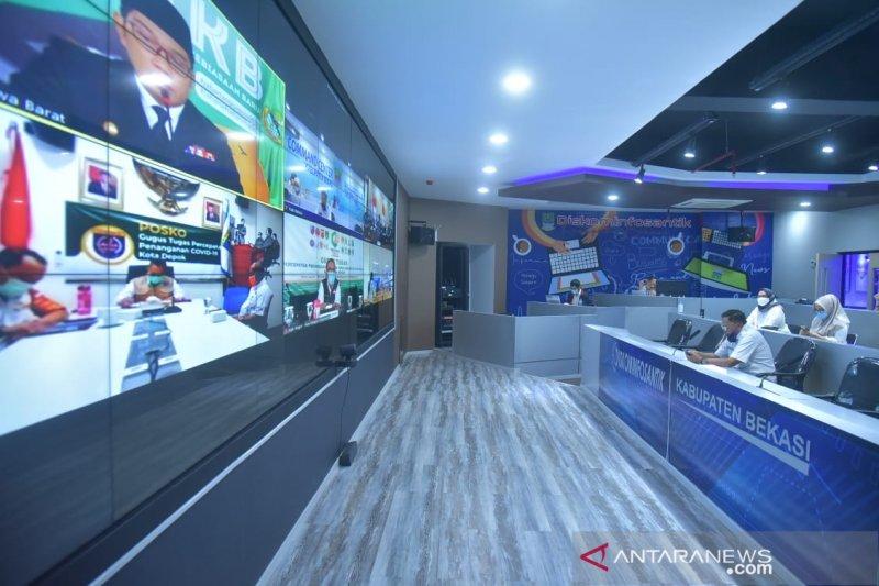 Kabupaten Bekasi perpanjang PSBB Proporsional 14 hari