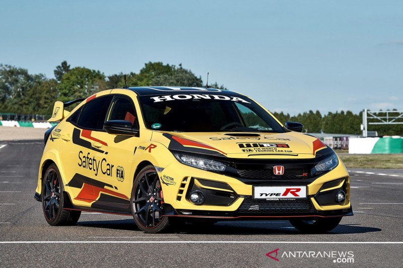 "Honda Civic Type R ditunjuk jadi ""safety car"" WTCR 2020"