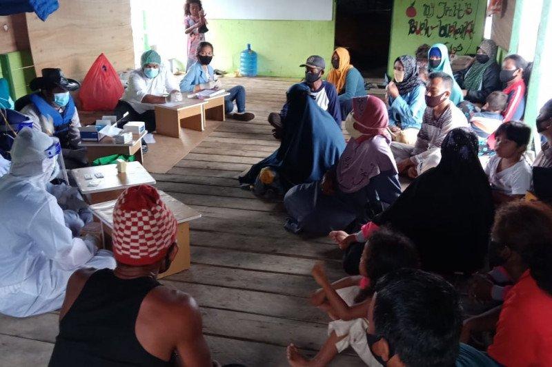 Penularan COVId-19  klaster kawasan industri di Batam menjalar
