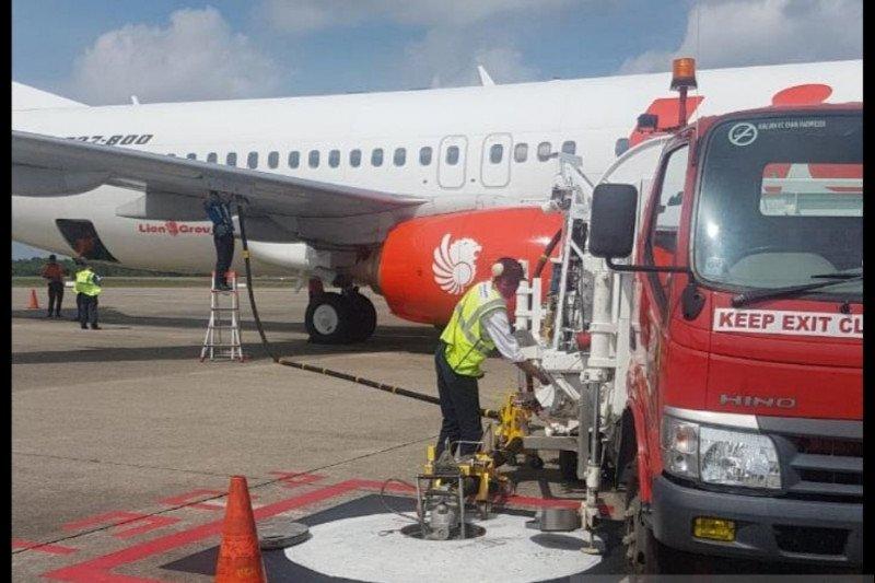 New normal penerbangan, konsumsi avtur di Kepri meningkat