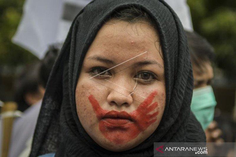 Komnas Perempuan: Kasus kekerasan seksual selama 2019 capai 4.898