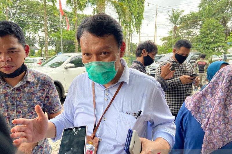 Perbaikan jalan di Kota Palembang tertunda karena alokasi dana COVID-19
