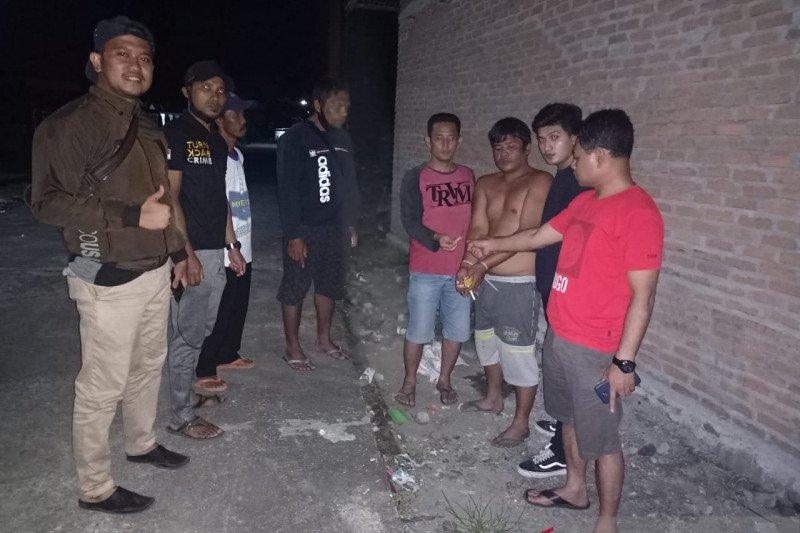 Lagi menunggu pembeli, tersangka pengedar sabu ditangkap Satreskrimnarkoba Polres Pasaman Barat