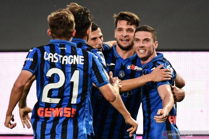 Atalanta tumbangkan Napoli 2-0