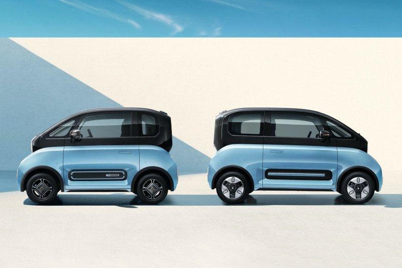Baojun hadirkan dua kendaraan listrik di bawah Rp200 juta
